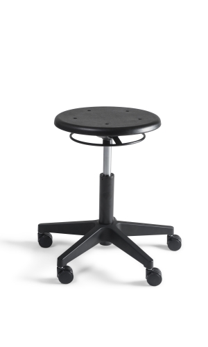 Chairsupply Taboeret laag, PU nylon