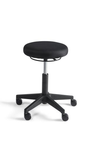 Chairsupply Taboeret laag, stof nylon